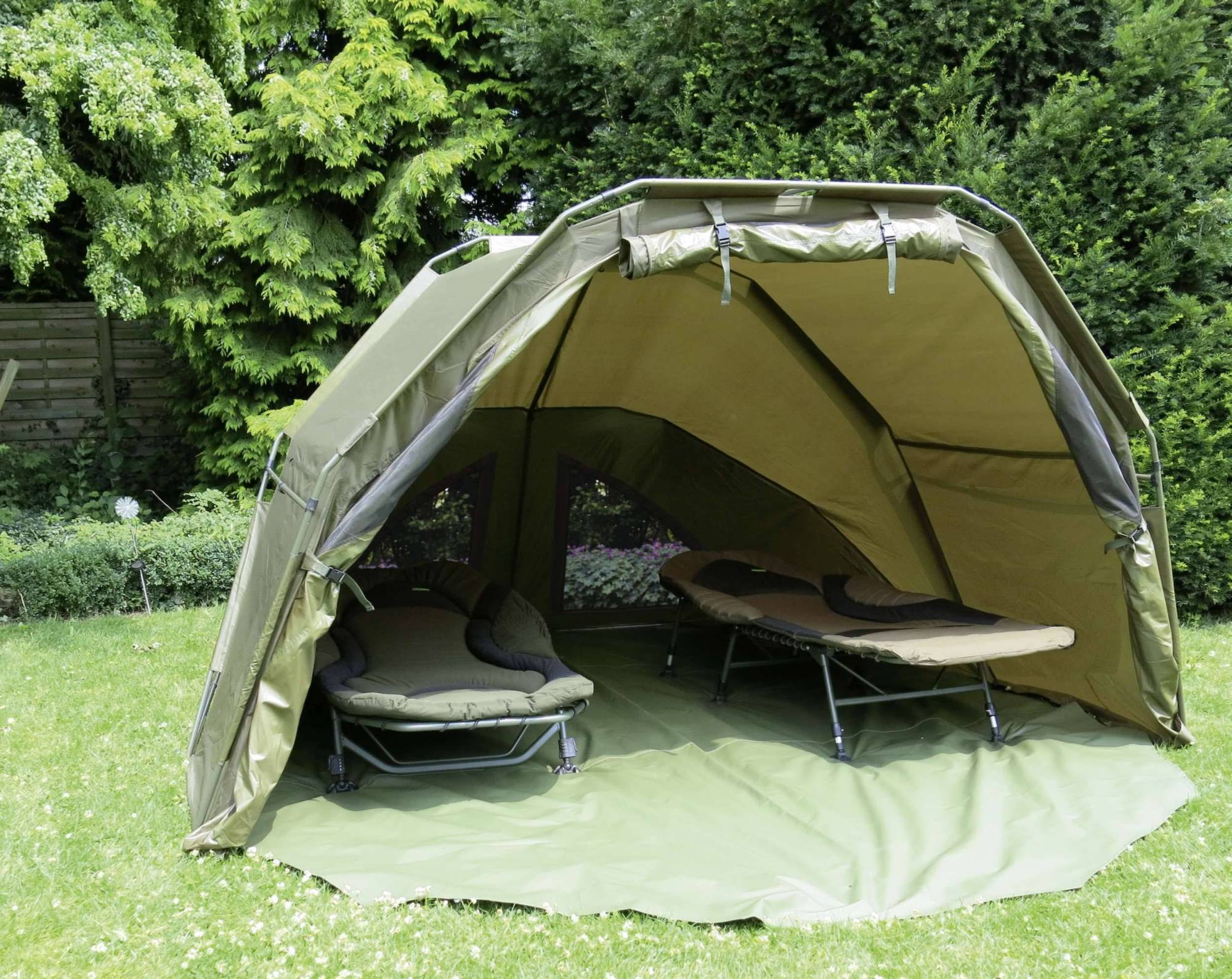 All PELZER carp tents are supplied in a sturdy nylon carrying bag. Material 100% Nylon & Pelzer Portal Dome 305 x 385 x 175 cm Fishingtackle24 ...