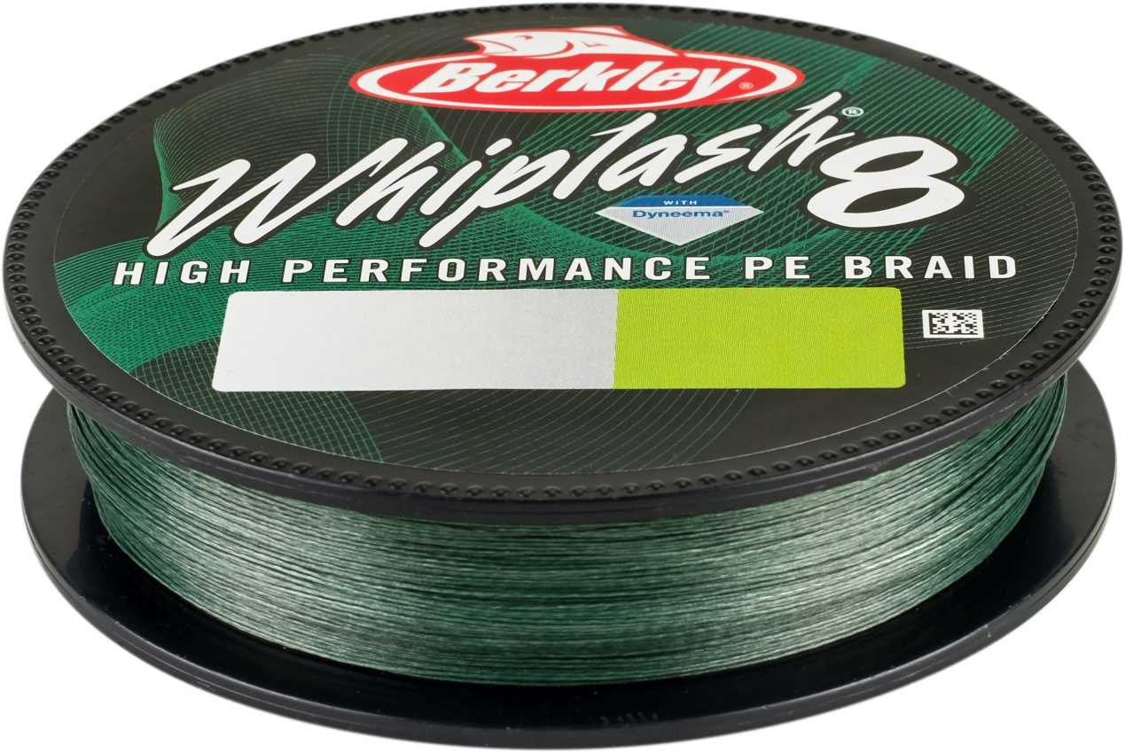 Berkley WHIPLASH 8 300M 0.28 GREEN