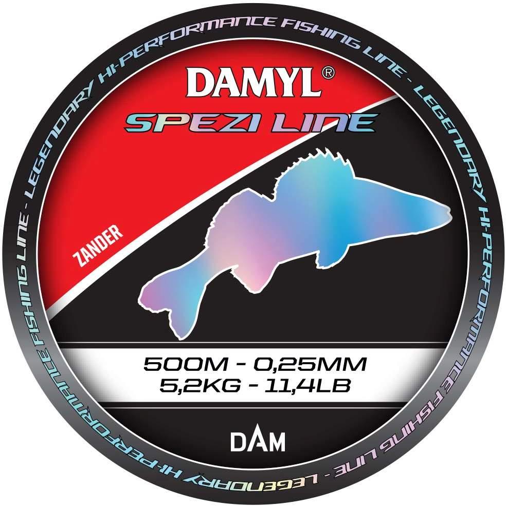DAM Damyl Spezi Line Zander, Fishingtackle24 - Angelbedarf ...