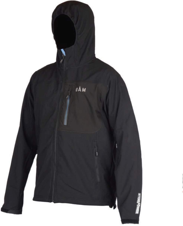 DAM Steelpower Softshell Jacket, Fishingtackle24