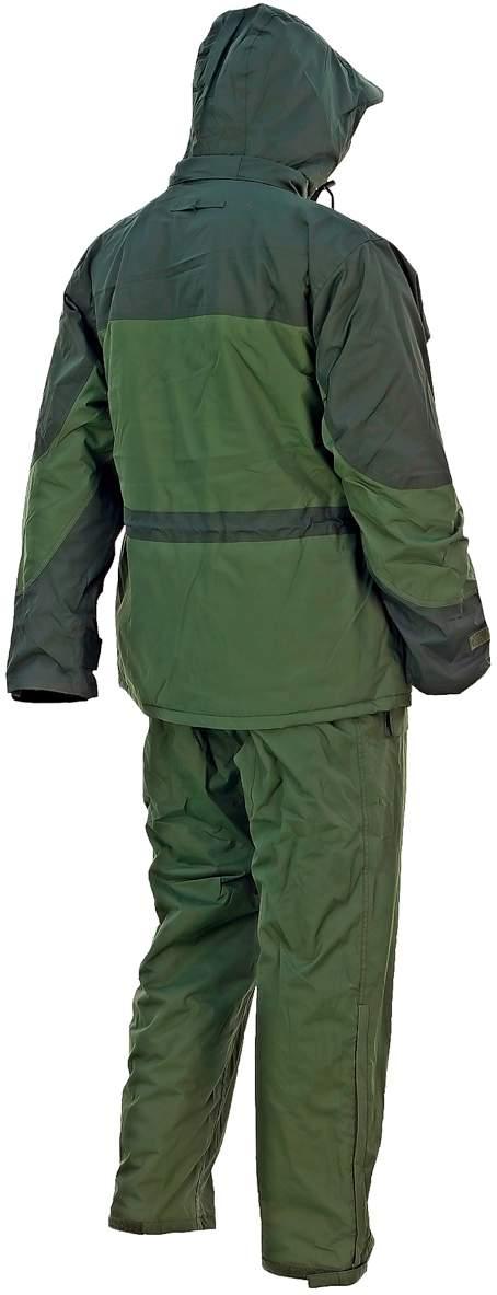 Gr DAM Dura Therm Anzug grün-grau L 8625102 Thermo Anzug