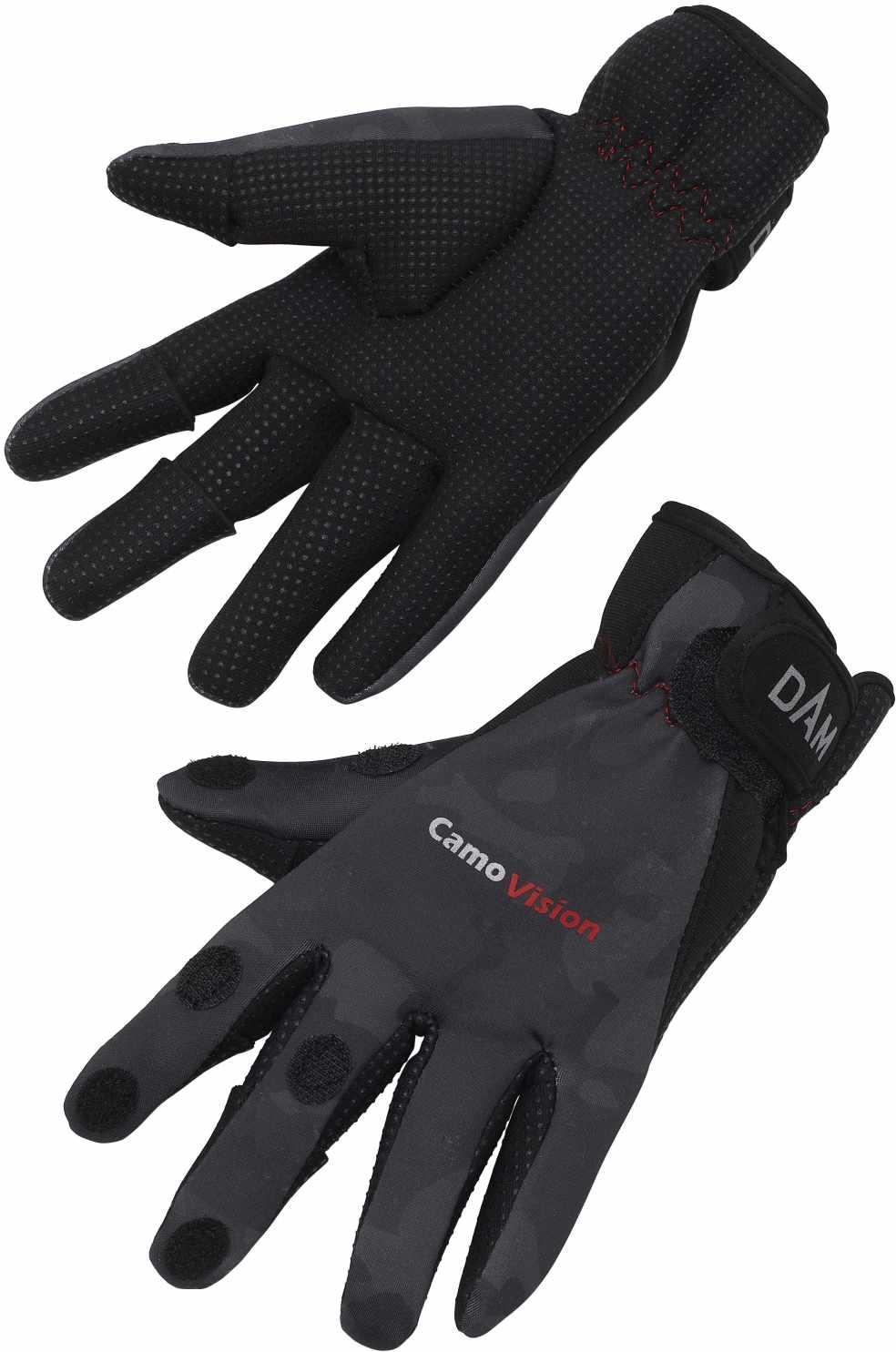 Angelsport DAM Handschuhe CamoVision NEO Glove XL Handschuhe