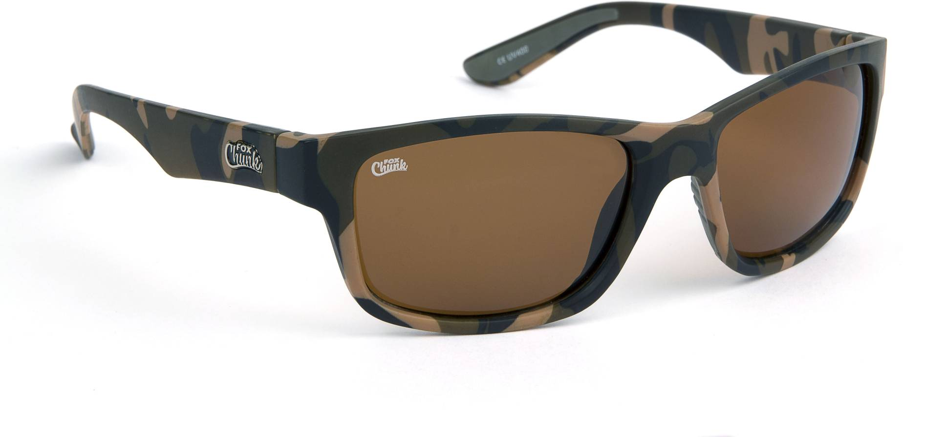 2658fcd31d78 ... options available: camo frame/brown lens, khaki frame/grey lens and  tortoise frame/brown lens - All models feature polarized TAC Impact  Resistant lenses