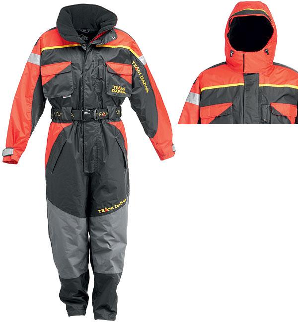 Imax Atlantic Race Floatation Suit sz L Angelsport 2pcs Schwimmanzüge & Rettungswesten