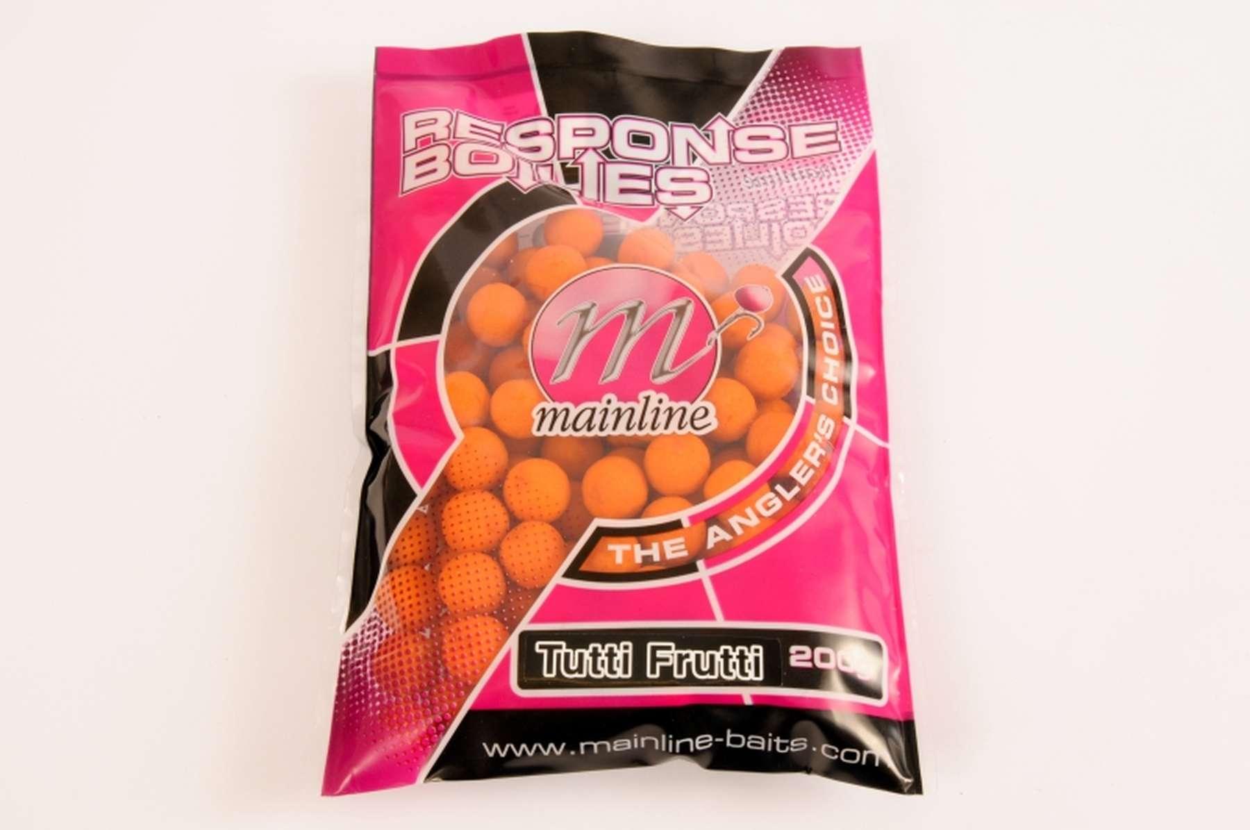Mainline Baits Response Boilies 10mm