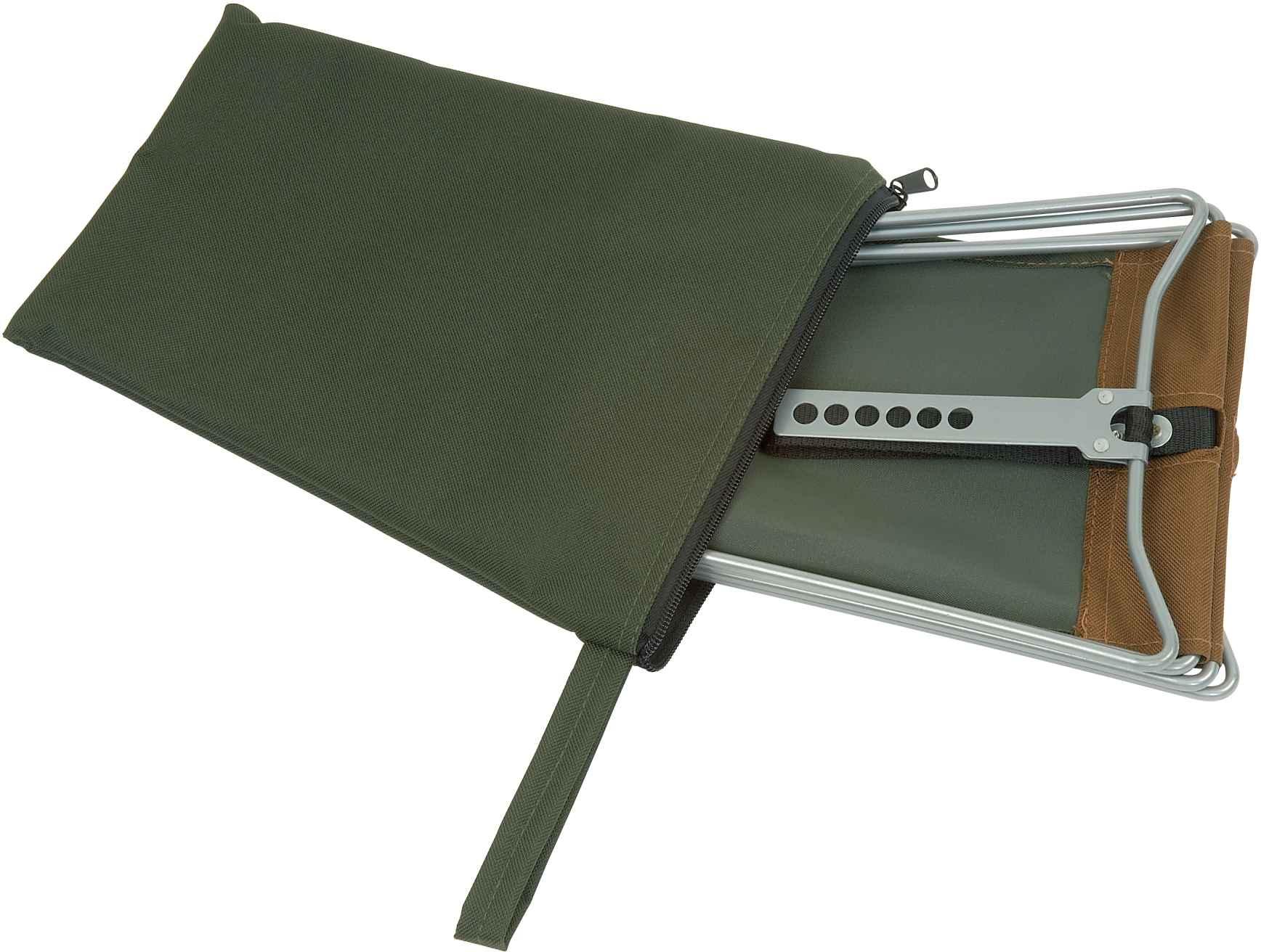 9984009 Zebco Pro Staff BP Folding Rucksack Chair