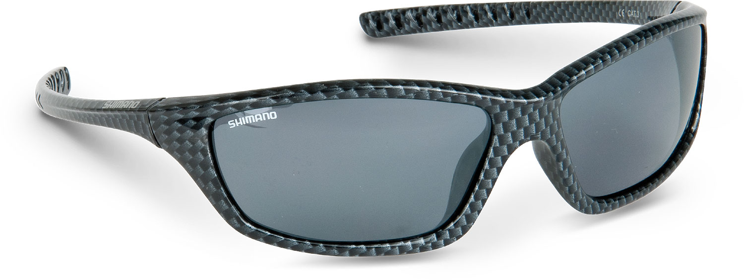 5dc05c5411 o 3D Carbon look Grilamid® TR90 frame o Coloured polarised 1.0mm TAC  mirrored lenses o Rubberised nose pads o Lightweight model due holes and  thin frame