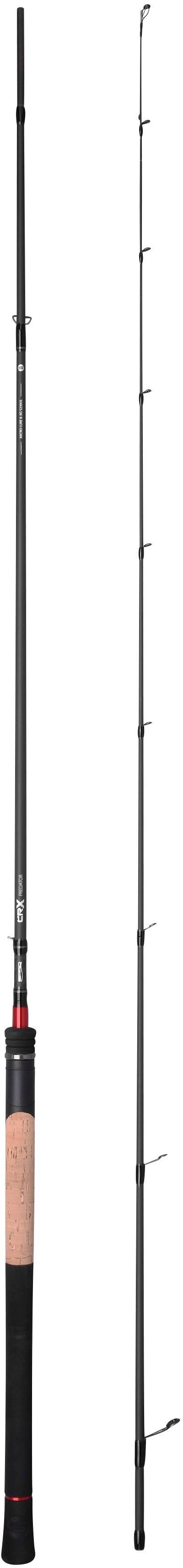 Spro CRX Micro Lure /& Jig Ultra Light UL 2,10m 2,30m 2,50m WG 3-12g Carbon NEW