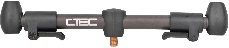 Spro C-Tec Buzzer Bar 2 Rod Fix 19cm 23cm Tele 23cm-35cm 35-50cm für Bank Stick