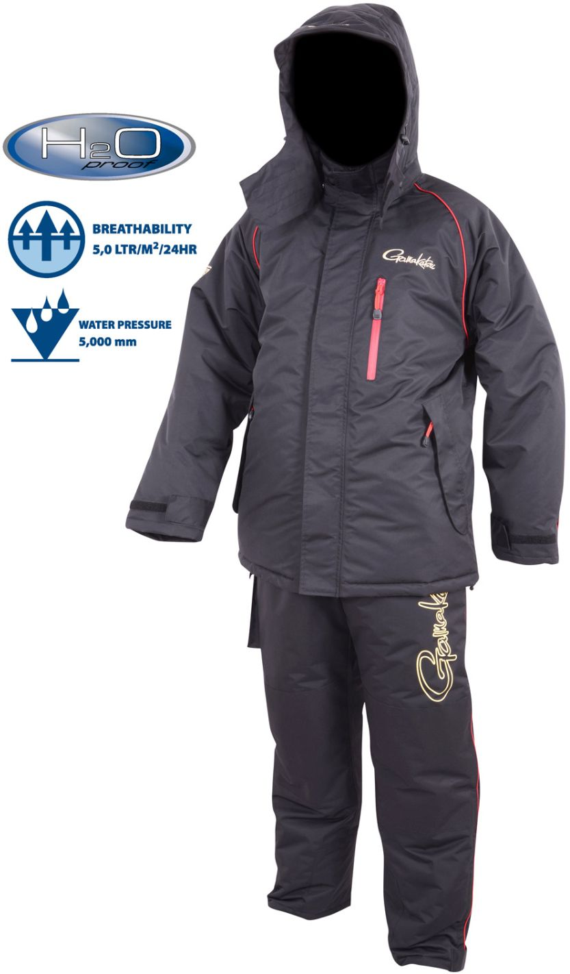 GAMAKATSU Thermal Suits XXL Thermoanzug by TACKLE-DEALS !!! Anzüge