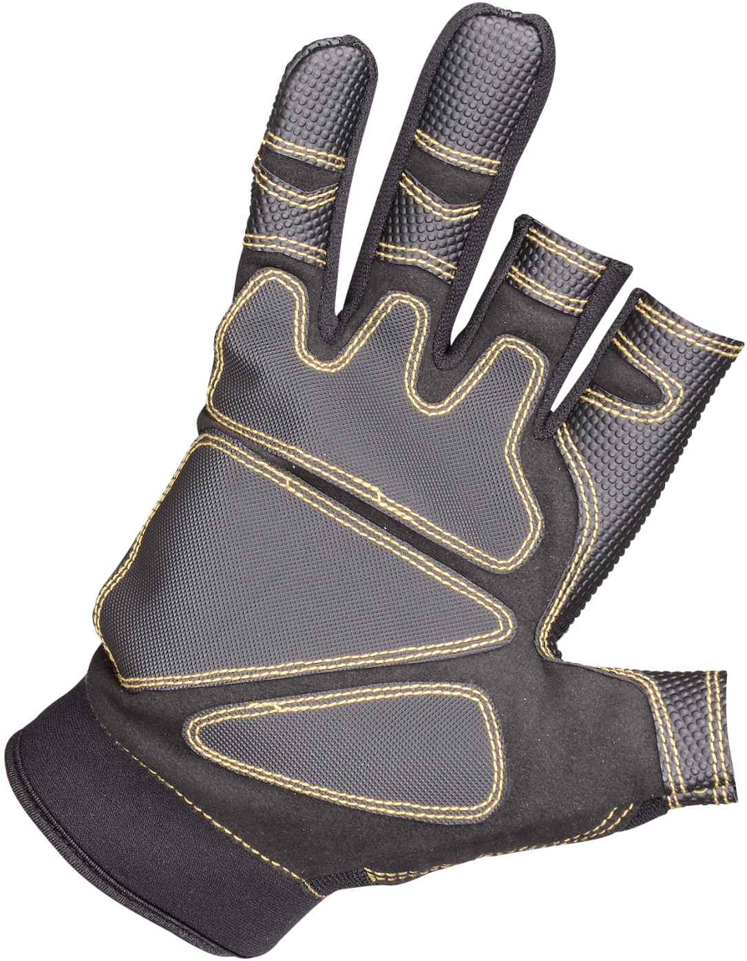 Spro Armor Gloves 3 Finger Cut Fishingtackle24 Angelbedarf