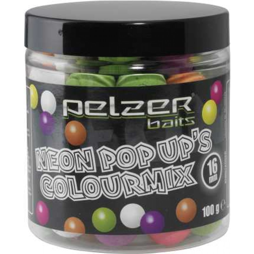 Pelzer Neon Pop Up Color Mix 16mm, 100g