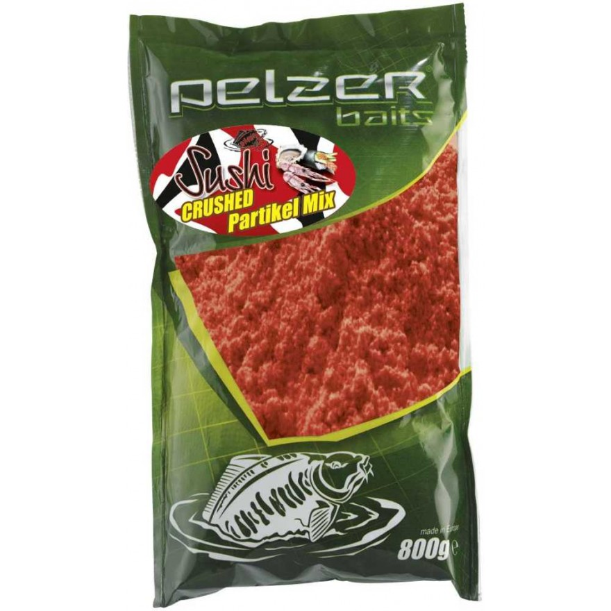 Pelzer Crushed Partikel Mix  800g
