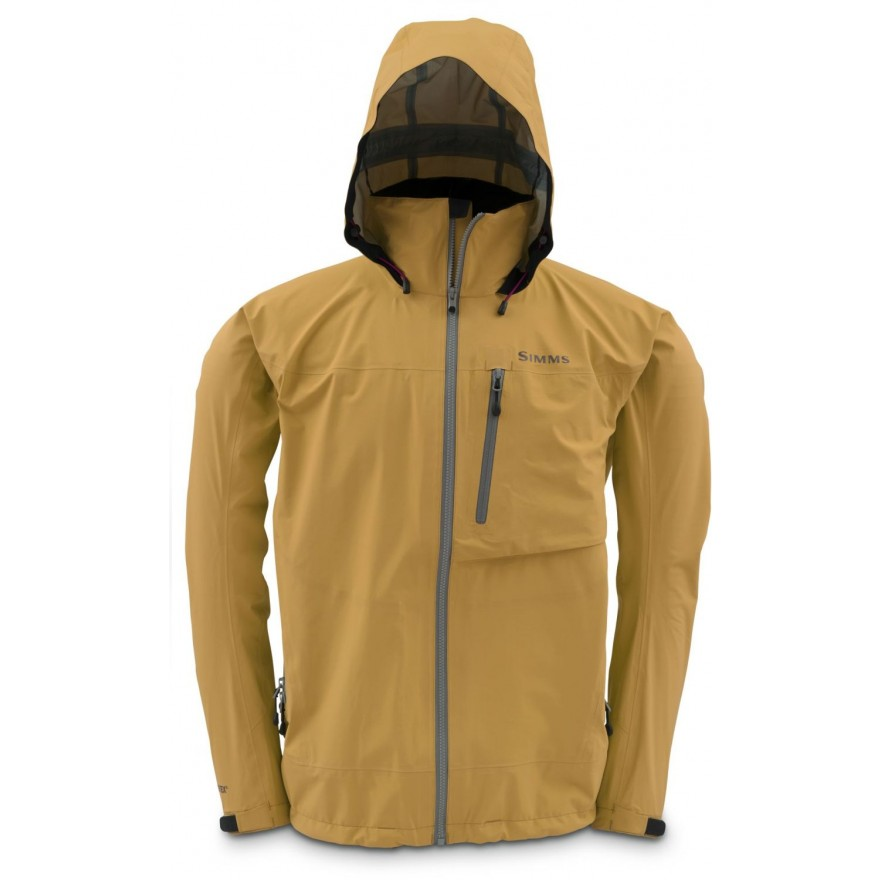 Simms Acklin Jacket Autumn Leaf