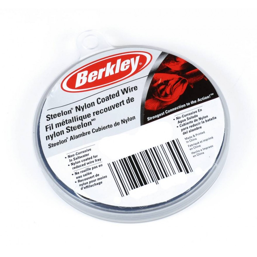 Berkley MCMAHON Steelon Nylon Coated Wire