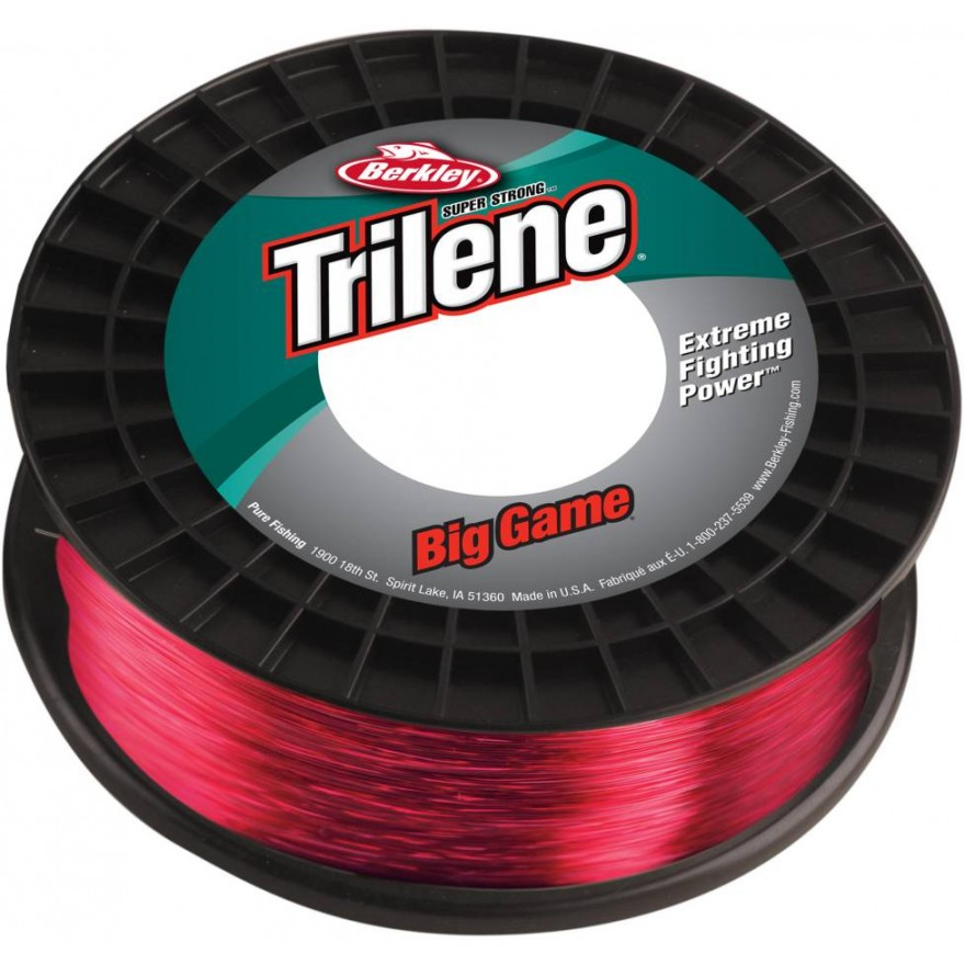 Berkley Trilene Big Game - Red 600m