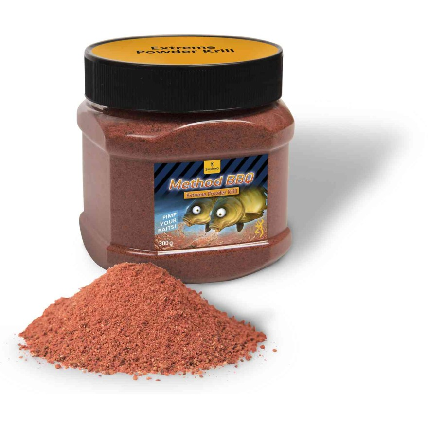 Browning Method BBQ Extreme Powder Krill 300g