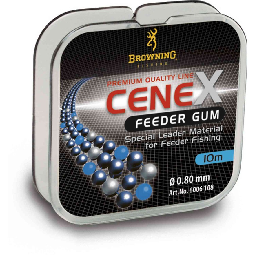 Browning Cenex Feeder Gum 10m 0.80mm