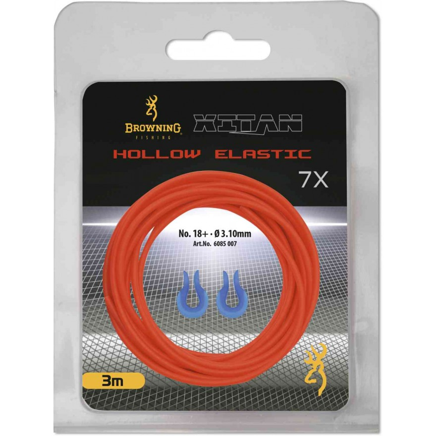 Browning Stretch 7 Hollow Pole Elastic 3m