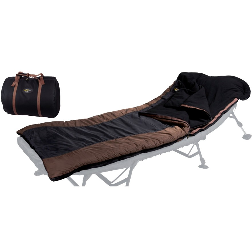 Carp Spirit Sleeping Bag LUXE 4 SAISONS