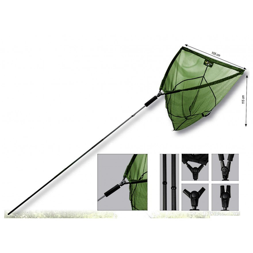 Carp Spirit Slim Net Triangle