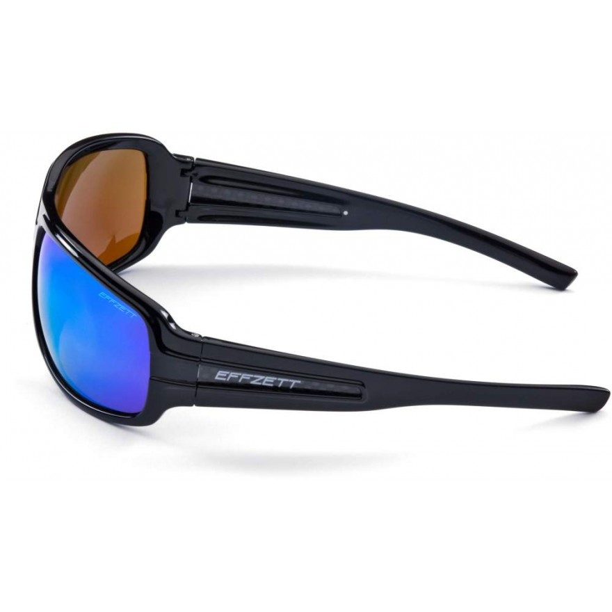 DAM Effzett Clearview Sunglasses Blue Revo