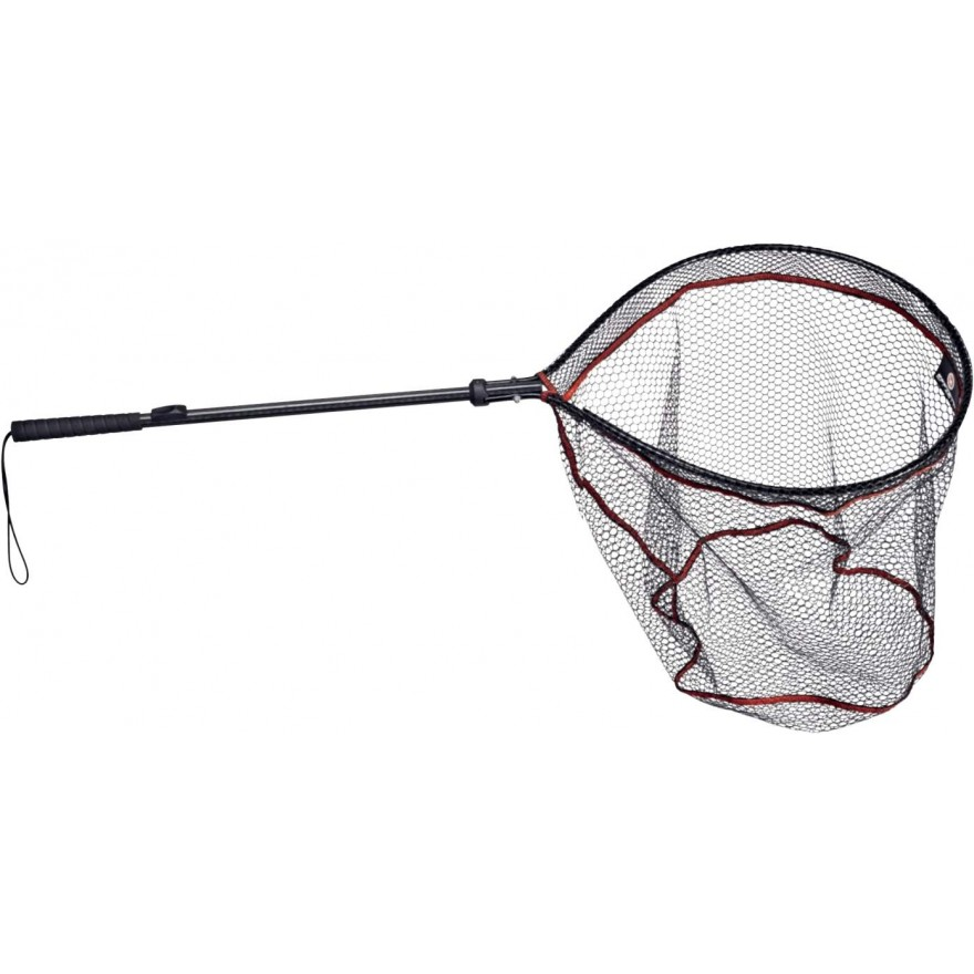 DAM Effzett Foldable Landing Net With Lock