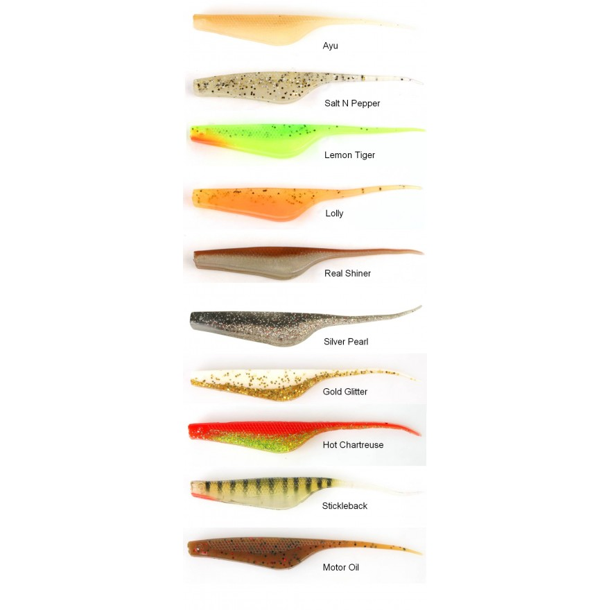 FOX Rage Darter Tail