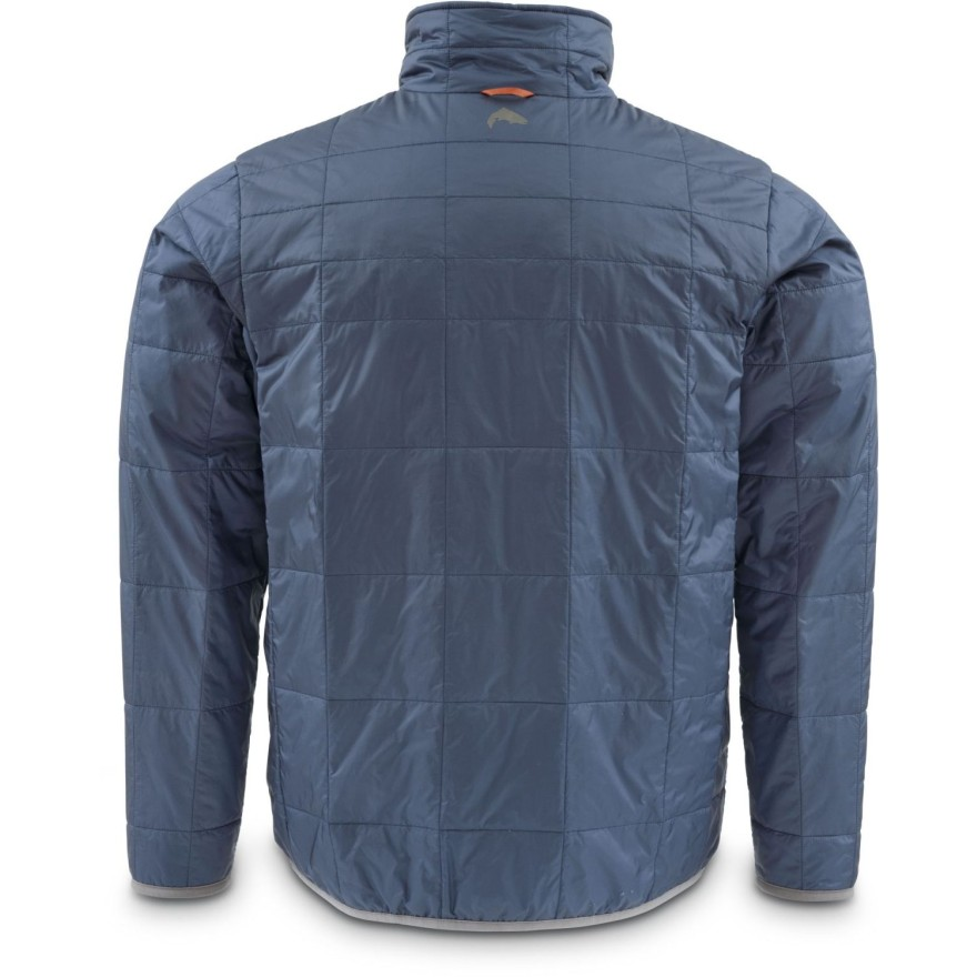 Simms Fall Run Jacket Navy