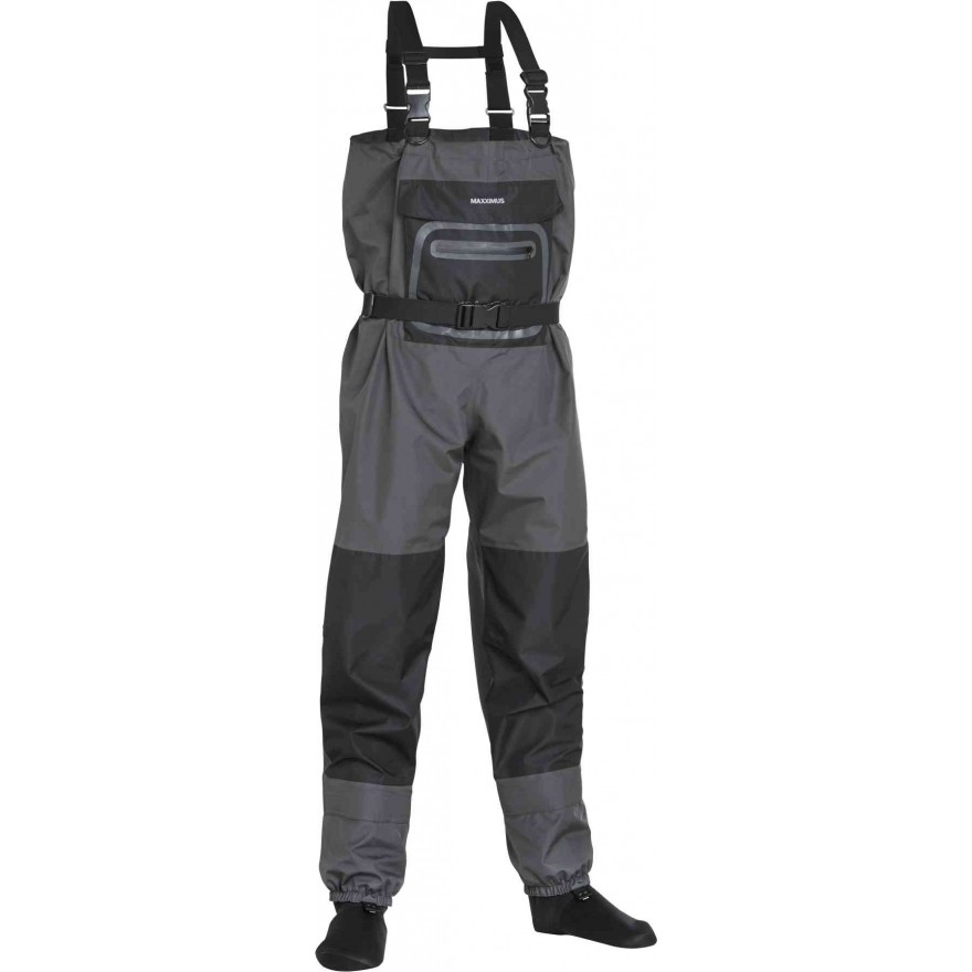 Fladen Maxximus Breathable Stocking Foot Waders