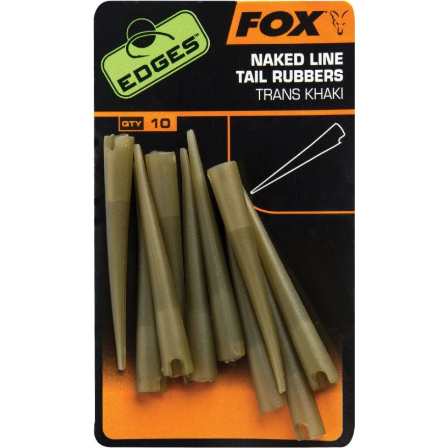 FOX Edges Naked Line Tail Rubbers