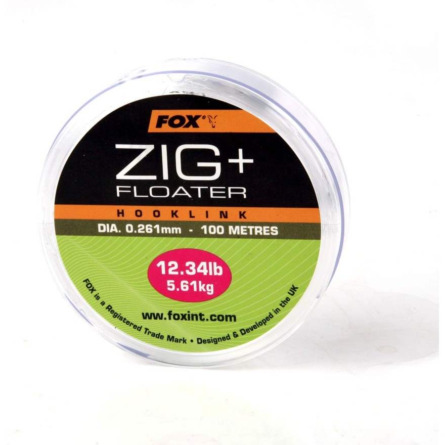 FOX Zig n Floater Hooklink 100m