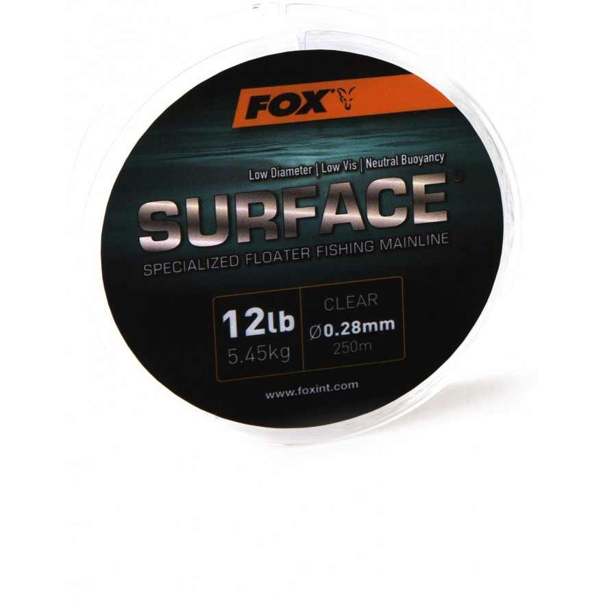 Fox Surface Line 250m, clear