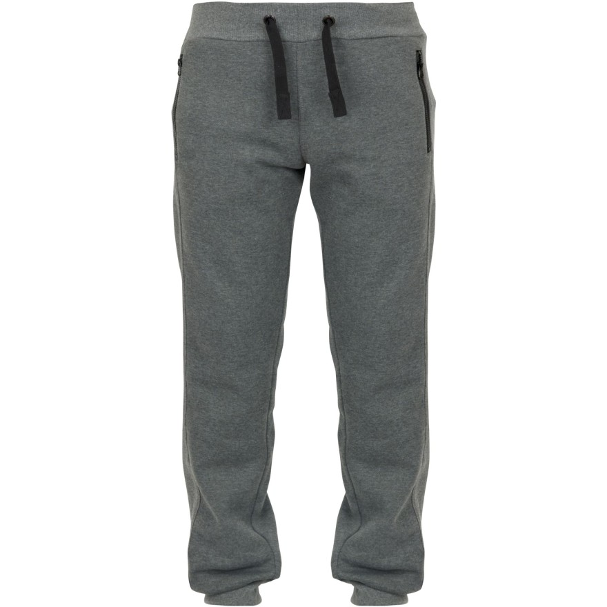 FOX Chunk Ribbed Grey Joggers