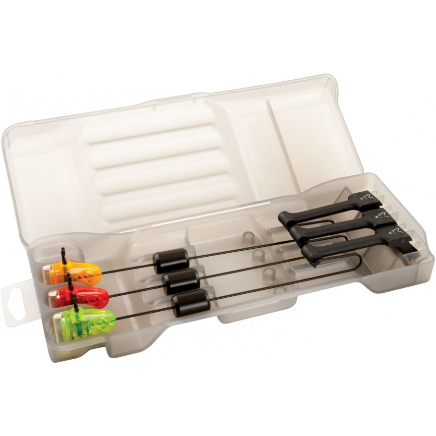 Fox Micro Swinger - 3 Rod Set (R,O,G)