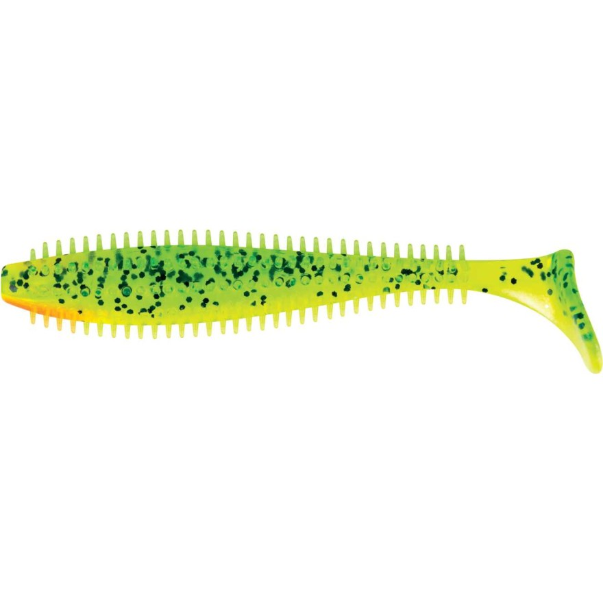 Fox Rage Spikey Shad loaded