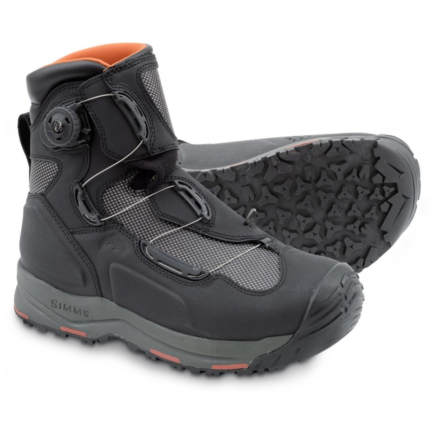 Simms G4 Boa Boot Black