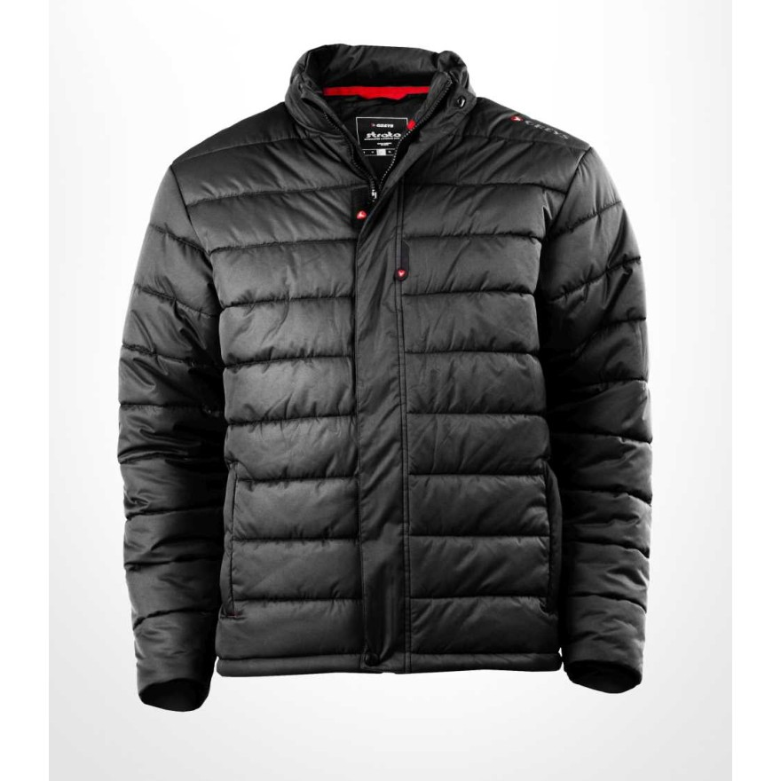 Greys Strata Quilted Jacket, black