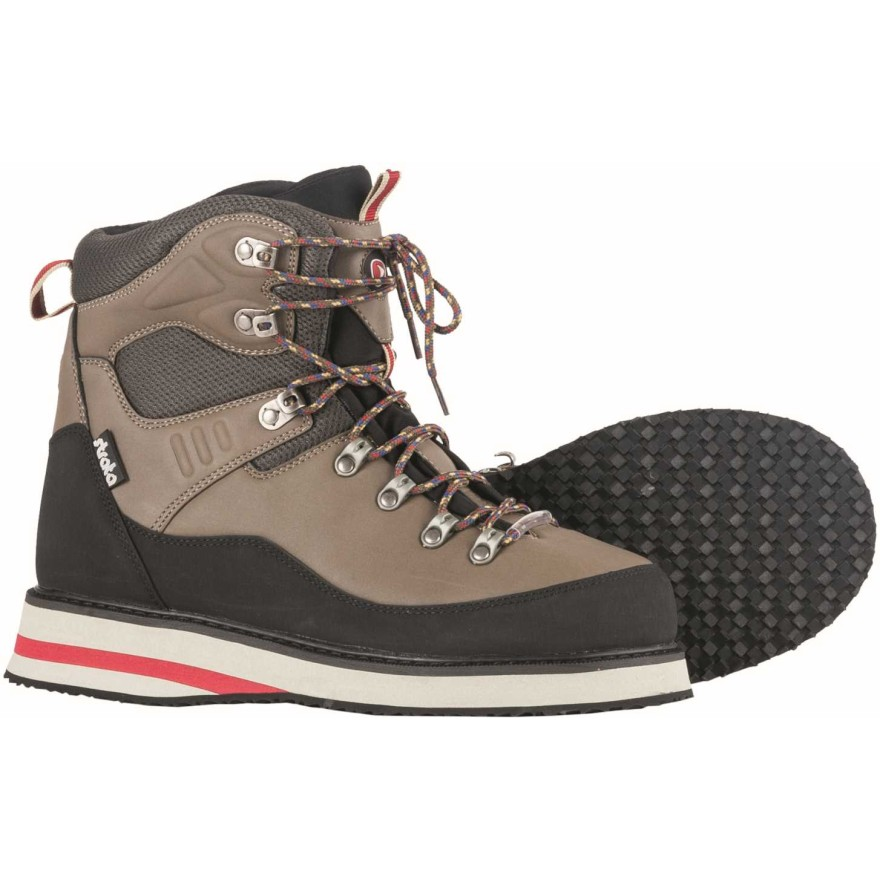 Greys Strata CTX Wading Boots Rubber
