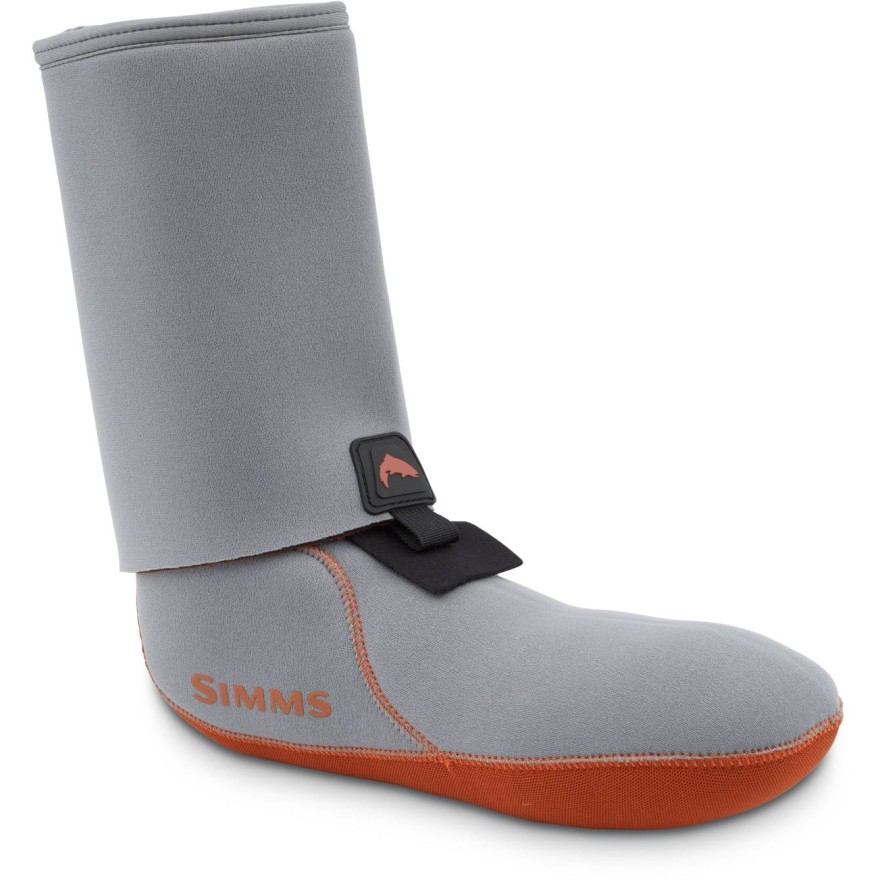 Simms Guard Sock Orange