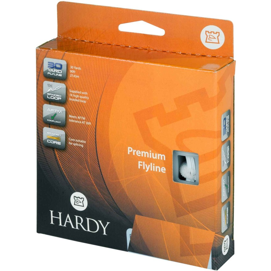 Hardy Fly Line Premium Float DT