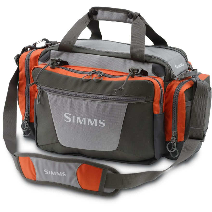 Simms Headwaters Tackle Bag Charcoal