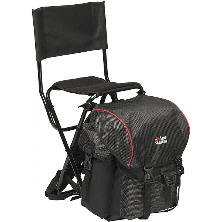 ABU GARCIA RUCKSACK STANDARD WITH BACKREST, 58x40x50cm