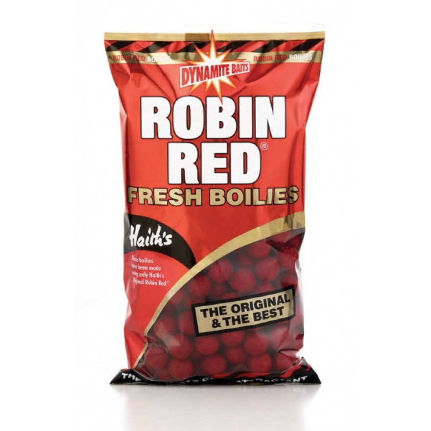 Dynamite Baits Boilies 1kg, Robin Red