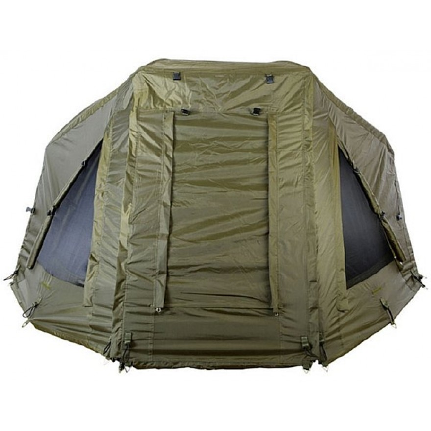 EHMANNS - HOT SPOT Brolly Zipped Front Overwrap
