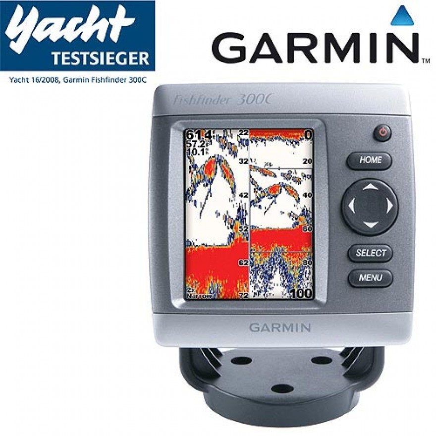 GARMIN FishFinder 300C Color WW