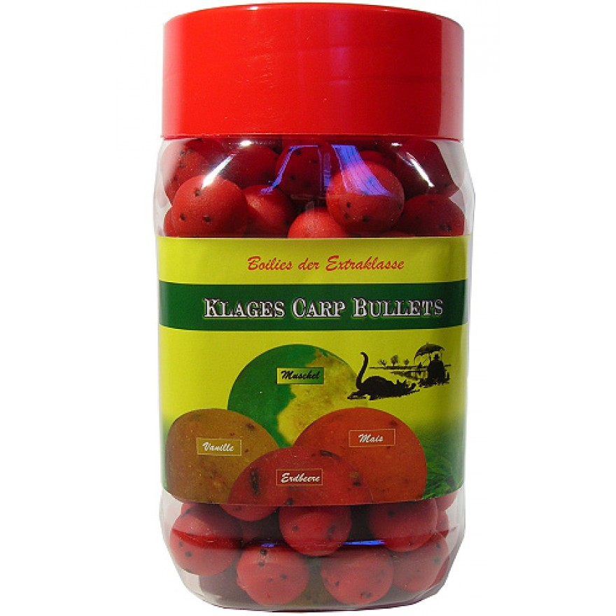 Klages Carp Boilies, 1 kg, 20mm