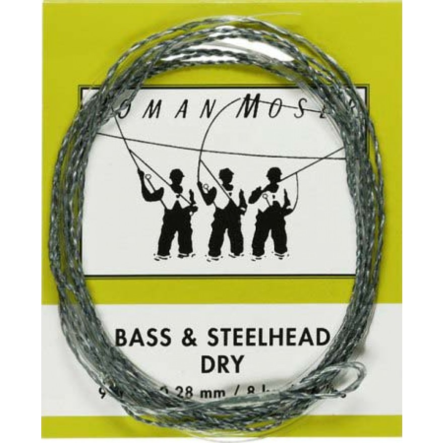 RM - Bass & Steelhead Dry - 9ft