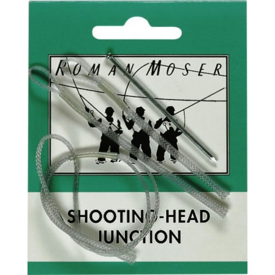 RM - Shooting Head Junction - 8ft - 34lbs