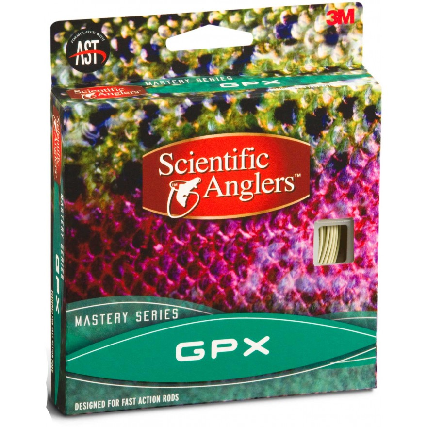 Scientific Anglers Mastery GPX Optic Green WF